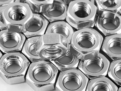 UGC CHROME PLATED NUTS