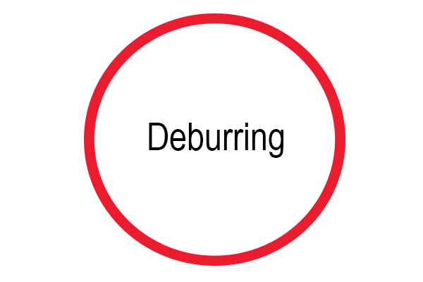 UGC DEBURRING SERVICES